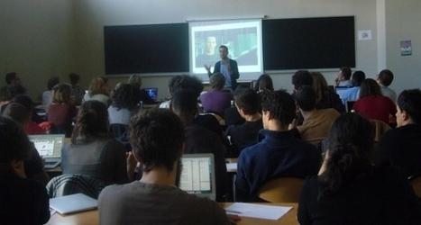 Des doctorants pédagogues : le challenge de Sorbonne Paris Cité | Un doctorat pour entreprendre | Scoop.it