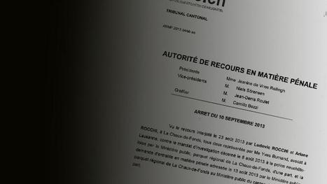 L'arrêt qui fait date dans l'histoire de la presse suisse | La protection des sources journalistiques en Suisse est-elle une réalité? | Scoop.it