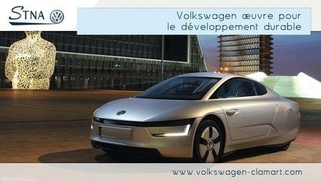 Volkswagen s'engage pour le développement durable - STNA Clamart   Actualités Volkswagen   Scoop.it