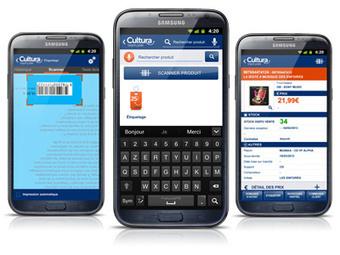 Cultura équipe ses vendeurs magasins avec une solution sur mobile   ecommerce Crosscanal, Omnicanal, Hybride etc.   Scoop.it