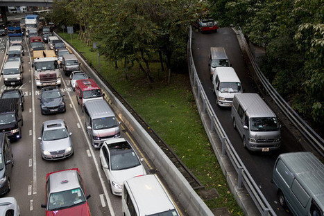 Masses of Mercedes Thicken Hong Kong Air-Pollution Mess | Sustain Our Earth | Scoop.it