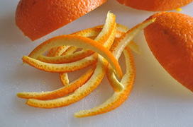 Orange peel face mask | health | Scoop.it
