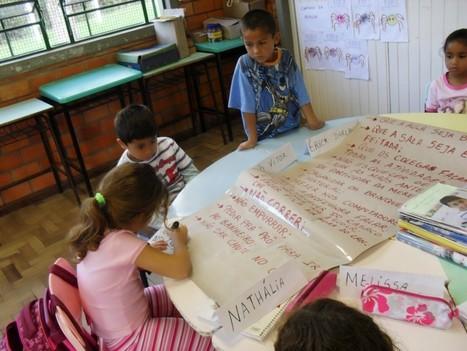 Executando a autonomia na Educação Infantil - Educador de Sucesso - Por Eliane S. Silva | Educação e Educadores | Scoop.it