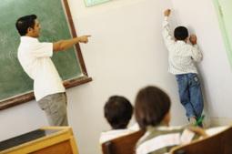 El tiempo fuera (del aula): ¿Es útil la distancia como castigo? | Orientación Educativa - Enlaces para mi P.L.E. | Scoop.it
