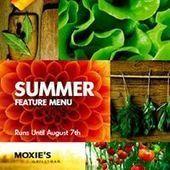 Moxie's Edmonton Contests | Moxie's Giveaway! | Facebook Tabs | Scoop.it