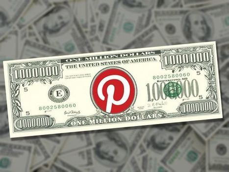How Much is a Pinterest Pin Worth? | Pinterest | Scoop.it