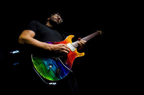 Jazz Musician of the Day: Al Di Meola | WNMC Music | Scoop.it