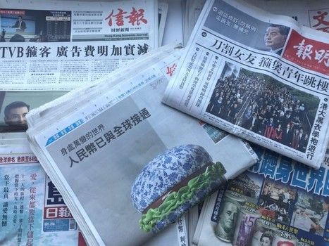 55% believe local news media have practiced self-censorship, according to HKU survey | Hong Kong Free Press | Waller DP LangLit | Scoop.it