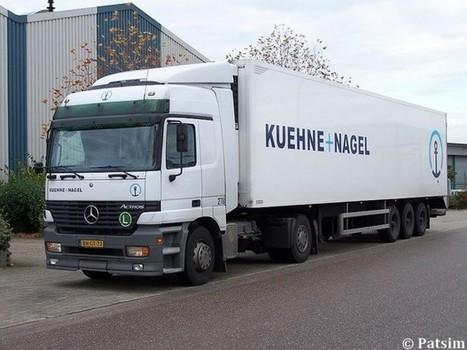 Kuehne + Nagel pilote la logistique intégrée du plus grand site français d'Agrati Group | solutions-stockage-logistique | Scoop.it