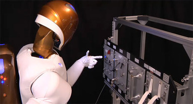 This Will Be Robonaut's New Job on the ISS, For Now - IEEE Spectrum | Space Robots | Scoop.it