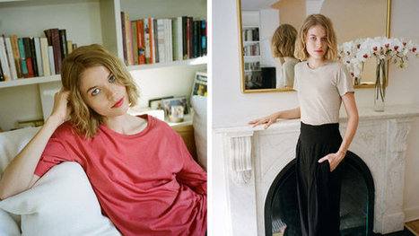 Sofia Coppola's Latest Project: A Look Book for a New Line of ...   fashion   Scoop.it