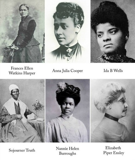 The African-American Suffragists History Forgot | History of Social and Political Advances | Scoop.it