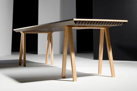 La table Climatique de Raphaël Ménard & Jean-Sébastien Lagrange régule la température intérieure | inoow design lab | Scoop.it