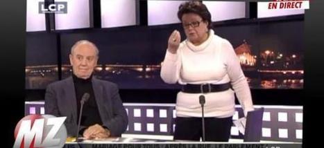 Vidéo : Christine Boutin furieuse veut quitter le plateau de la Chaîne Parlementaire | Radio Planète-Eléa | Scoop.it