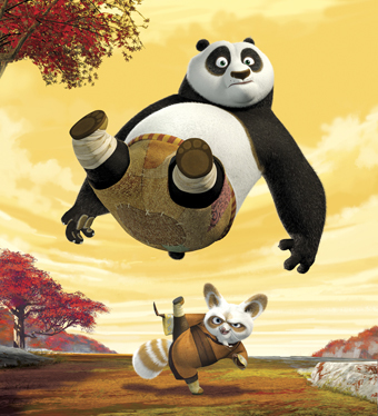 Kung Fu Panda TV Series Kicks Ass With Multiple Pre-Sales   Transmedia: Storytelling for the Digital Age   Scoop.it