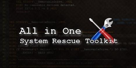 Dépannez votre PC avec cet outil tout-en-un gratuit conçu pour les gouverner tous | Trucs et astuces du net | Scoop.it
