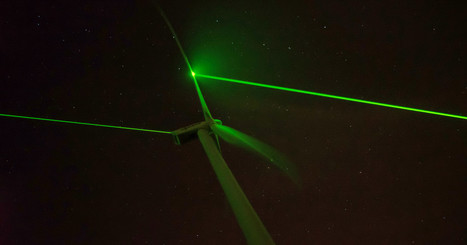 Transforming Wind Turbines Into a Mesmerizing Light Show | VPRO Tegenlicht | Scoop.it