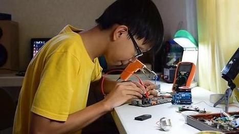 Un niño filipino de 15 años crea unas zapatillas que generan electricidad | Aprendiendo con las TIC TAC | Scoop.it