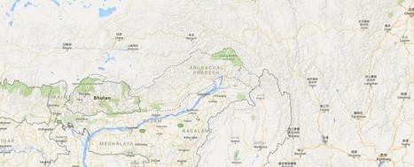 Les frontières fluctuantes de Google map - Pacha cartographie | Cartographe géomaticien professionnel | Monde géonumérique | Scoop.it