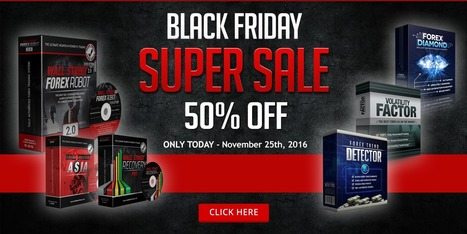 FXAutomater Shocking 2016 Black Friday Offers 50% OFF   Forex Robots   Scoop.it