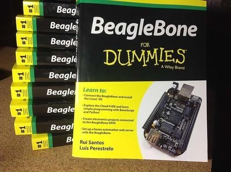BeagleBone For Dummies Book Giveaway | Raspberry Pi | Scoop.it