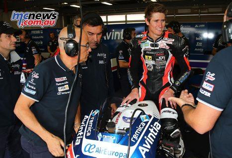 Mike Jones excited ahead of home MotoGP appearance | Ductalk Ducati News | Scoop.it