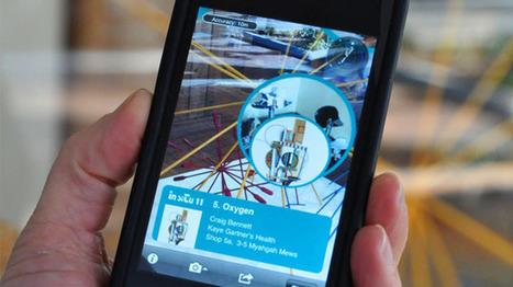 Een interessant artikel over Augmented Reality vanuit de marketeer gezien. | Mediawijsheid ed | Scoop.it