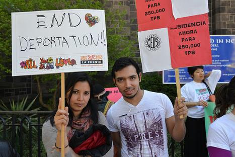 END DEPORTATION!! | Community Village Daily | Scoop.it