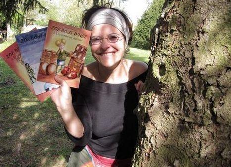 Nouvelle République : Elle se lance dans l'édition et publie ses propres livres - livres | ChâtelleraultActu | Scoop.it