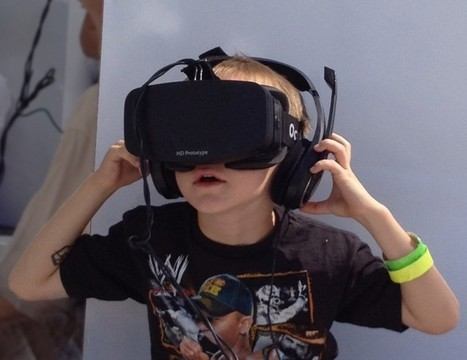How Can We Take Education from the Industrial Revolution to the Oculus Rift?  - SchoolKeep Blog | Virtual Education | Scoop.it