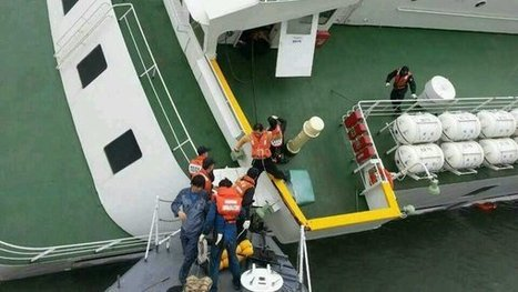 Captain and Two Crew Members Are Arrested in Korean Ferry Sinking | Ajarn Donald's Educational News | Scoop.it