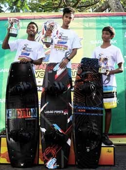 Sarawak Youth Wakeboard champ eyes Asian meet | BorneoPost ... | Malaysian Youth Scene | Scoop.it