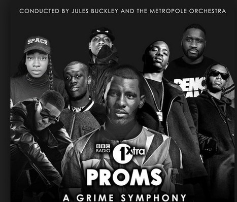 A Grime Symphony at Royal Albert Hall- Great Grime Goes Global! - Huffington Post UK | Music | Scoop.it