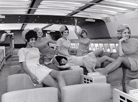 Vintage Air Hostesses [PICS] | Vintage Whatever | Scoop.it