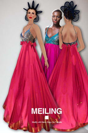 InWorldz • View topic - NEW MEILING Couture Collection in IW | InWorldz Fun | Scoop.it