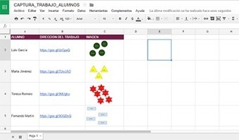 Haz un seguimiento de los trabajos de tus alumnos con GoogleApps | Entorns Virtuals d'Aprenentatge i Recursos Educatius WEB 2.0 | Scoop.it