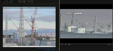 Both Fukushima live cams Dec 1, 2012....3:17pm my time | Fukushima Nuclear Meltdowns | Scoop.it