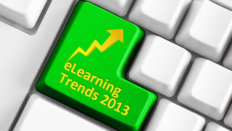 Top 10 eLearning Industry Trends For 2013 | Teachning, Learning and Develpoing with Technology | Scoop.it