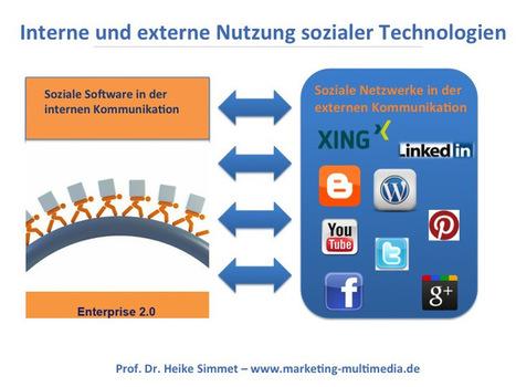 Logistik auf dem Weg in das Zeitalter 2.0: Interne und externe Nutzung sozialer Technologien | Soziale Netzwerke in der Logistik | Scoop.it