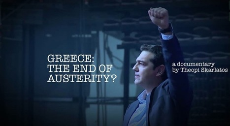 Greece: The End of Austerity screening | artFix | ApocalypseSurvival | Scoop.it