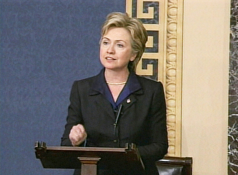 Hillary Clinton's New #Iraq Gamble - The New Yorker | News in english | Scoop.it