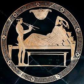 Ovejas Eléctricas: La sexualidad desenfrenada de la antigua Grecia | Ollarios | Scoop.it