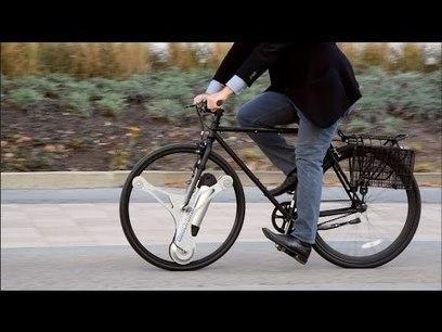 Rool'in Smart : et votre vélo devient électrique | Freewares | Scoop.it