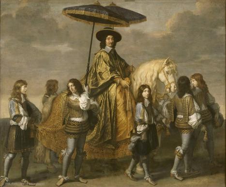 Jusqu'au 29 août 2016 :: exposition Charles Le Brun Le peintre du Roi-Soleil - Louvre-Lens   TdF     Expositions &  Spectacles   Scoop.it