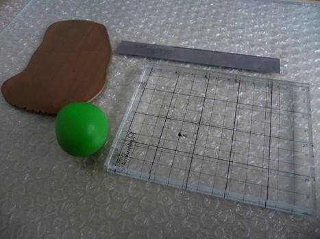 Simple Polymer Clay Leaf cane (Tutorial) | Georgia P Designs | Polymer Clay | Scoop.it