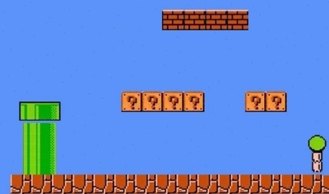 Georgia Tech develops AI that observes Mario gameplay, then crafts its own levels | Immersive World Technology | Scoop.it
