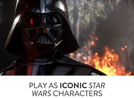 Star Wars Battlefront: Reveal 5 Reasons To Play In Debut Trailer | Playstation 4 (PS4) - PS4.sx | Playstation 4  |  PS4.sx | Scoop.it