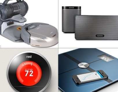 8 Gadgets For The High-Tech Home - InformationWeek (blog) | Home Technology | Scoop.it