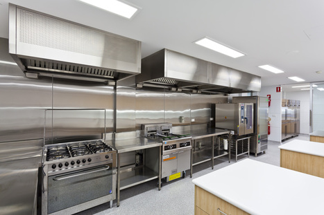 Why Should I Invest Cash on Commercial Kitchen Home appliances? | Appliances | Scoop.it