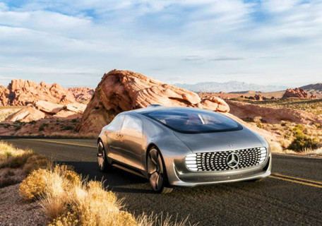 Mercedes-Benz unveils self-driving, hydrogen-powered F 015 Luxury in Motion vehicle at CES | Electric Cars in the UK | Scoop.it